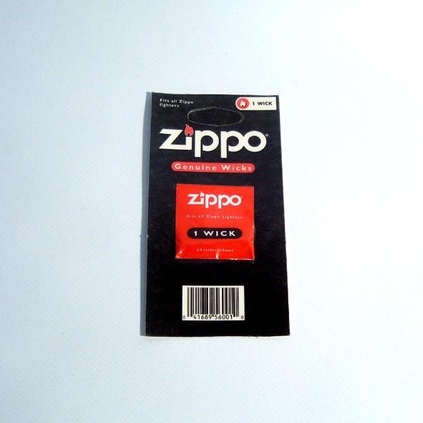 Fitilj za upaljače, Zippo