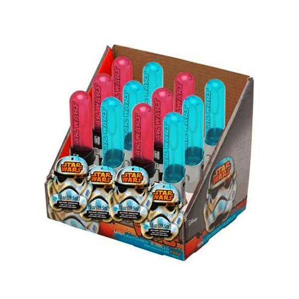 Štapić svjetleći za balončiće Star Wars 29.5ml