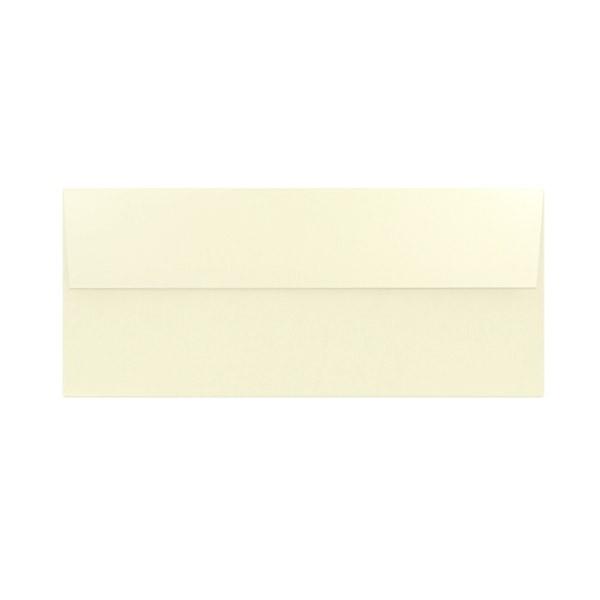 Kuverta ukrasna bijela sjajna metalik 111 x 221mm