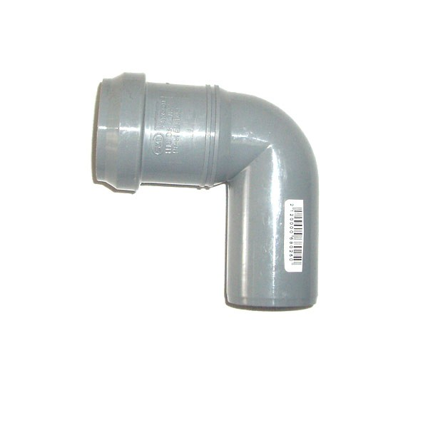 PVC KOLJENO 40mm/90°