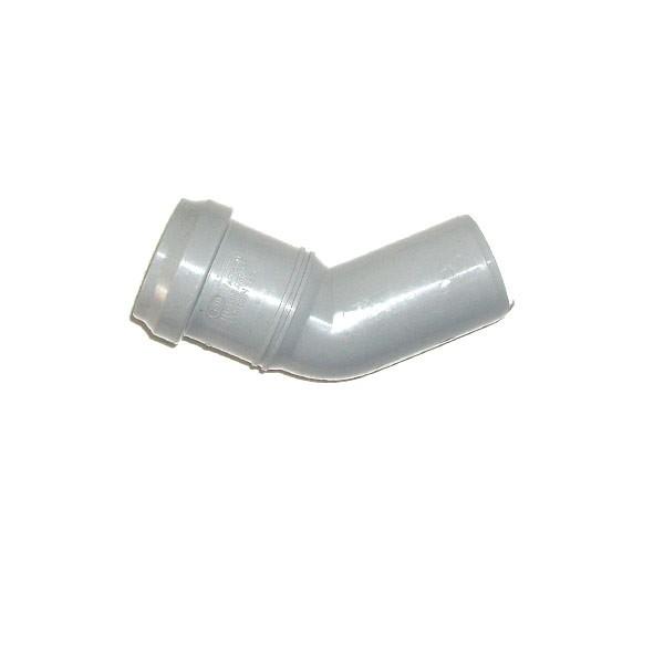 PVC KOLJENO 40mm/45°