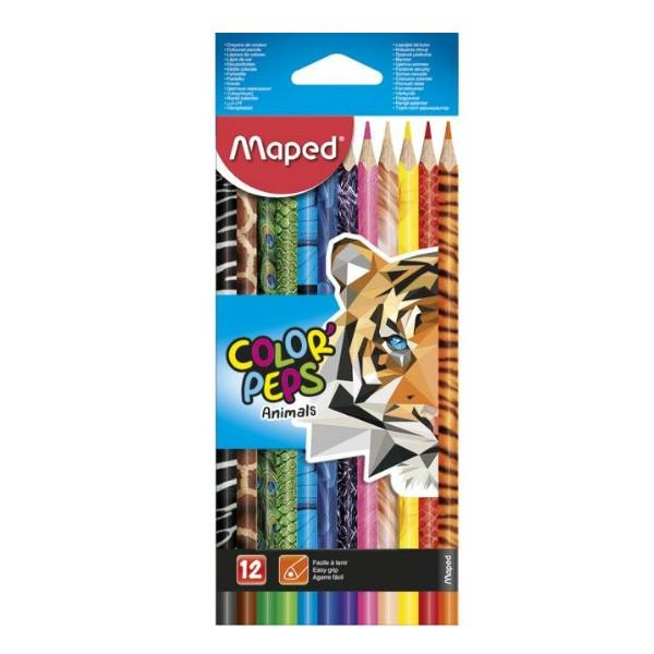 MAPED - Drvene bojice - 12