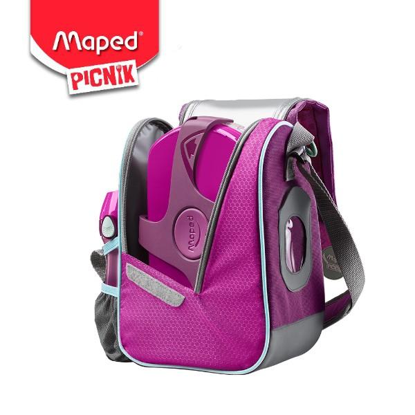MAPED Picnik - 550624 Rashladna torba - Concept - Pink