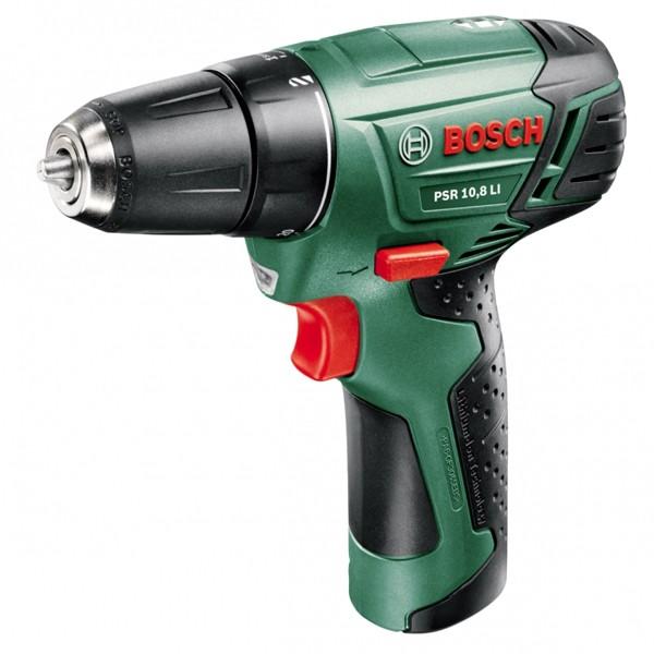 Odvijač Bosch PSR 10,8 LI Akumulatorski
