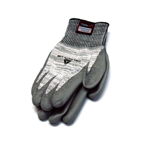 Pletene rukavice s premazom na dlanu i vrhovima prstiju V9