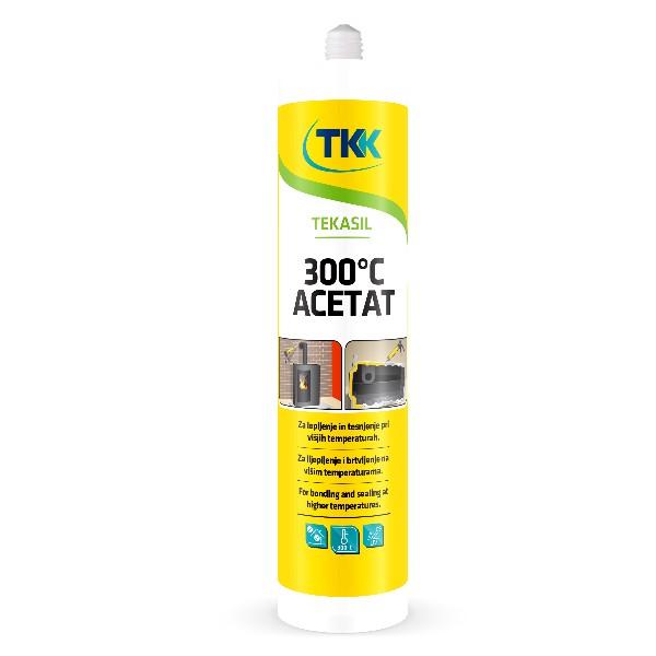 TEKASIL - 300°C Acetat