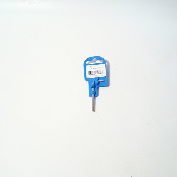 Unior ključ imbus 3