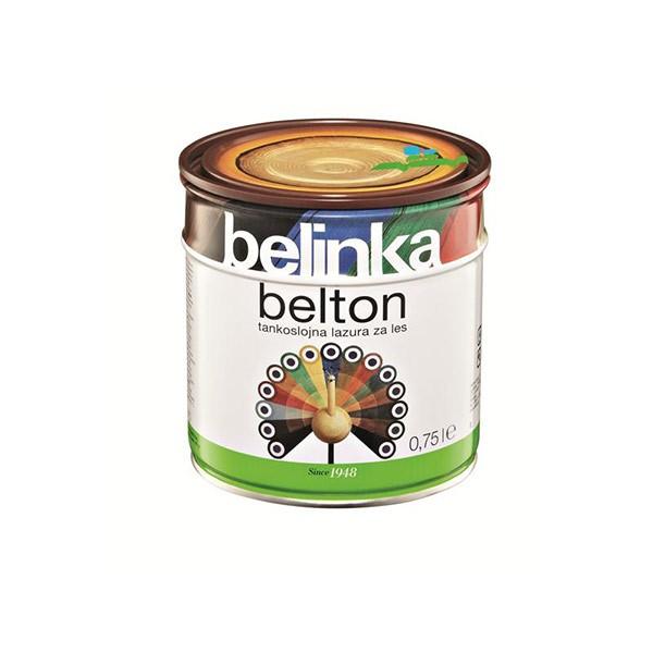 elinka Belton živopisna zaštita drva 0.75L boja-4, orah