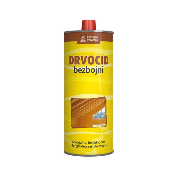 Drvocid - Zaštita drveta - 1 L