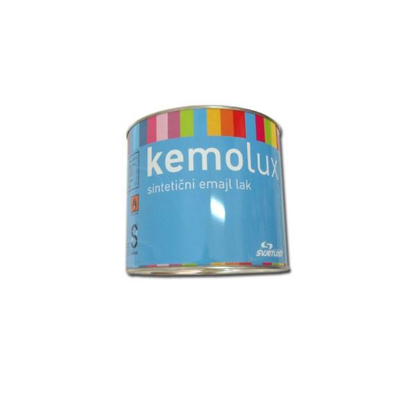 KEMOLUX LAK BIJELI 2.50L
