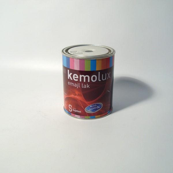 Kemolux emajl lak zeleni, tamni 0.75L
