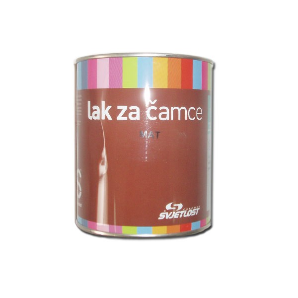 KEMOLUX LAK ZA ČAMCE MAT 0.75l