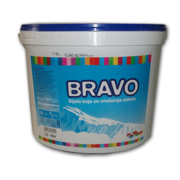 BRAVO  15L