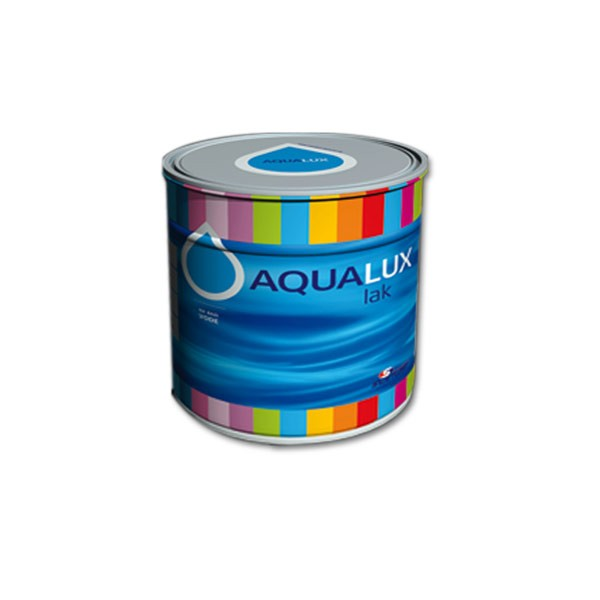 AQUALUX LAK CRVENI 0.75L
