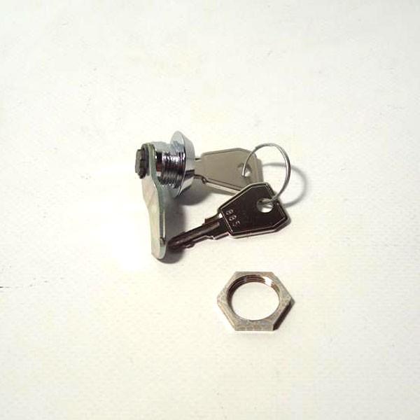 Bravica cilindar s 2 ključa