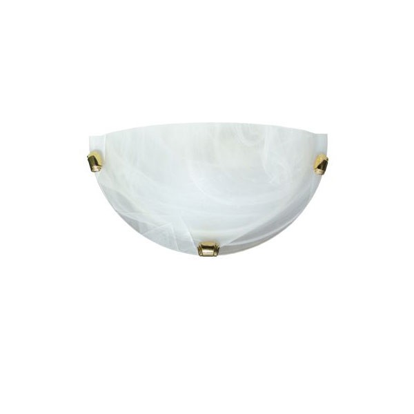 ZIDNA LAMPA 30x15cm, 1 GRLO E27, max.60W