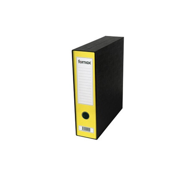 Registrator A4/široki Fornax Prestige - žuti