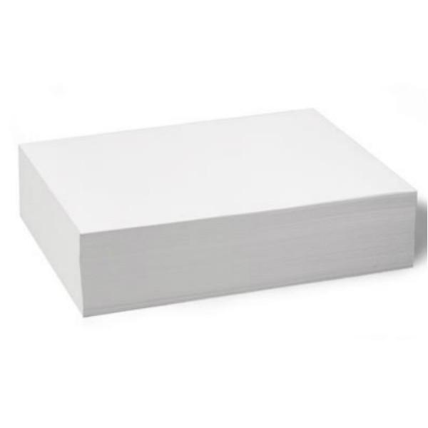 Samoljepljivi papir A4 - Bijeli - Set (100 kom)