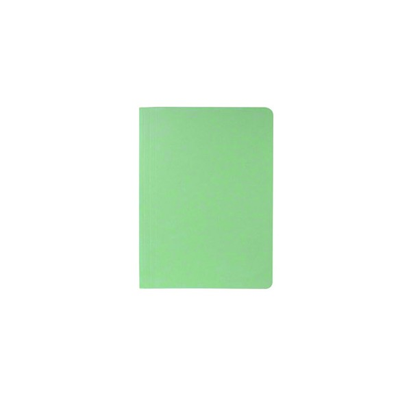 Fascikl 3 klapne prešpan karton A4 Fornax zeleni