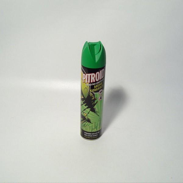 Pitroid, sredstvo protiv komaraca i muha 300ml
