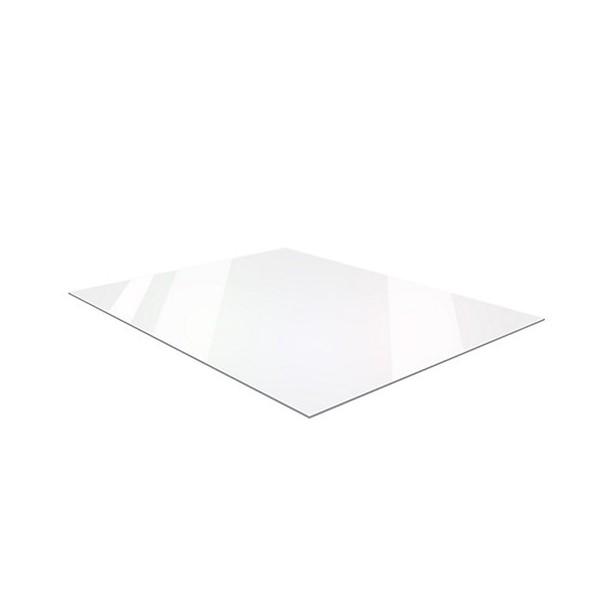 POLIVER - Plexiglass - Prozirni - 500x250mm