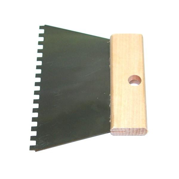 Lopatica trapez nazubljena inox 250mm