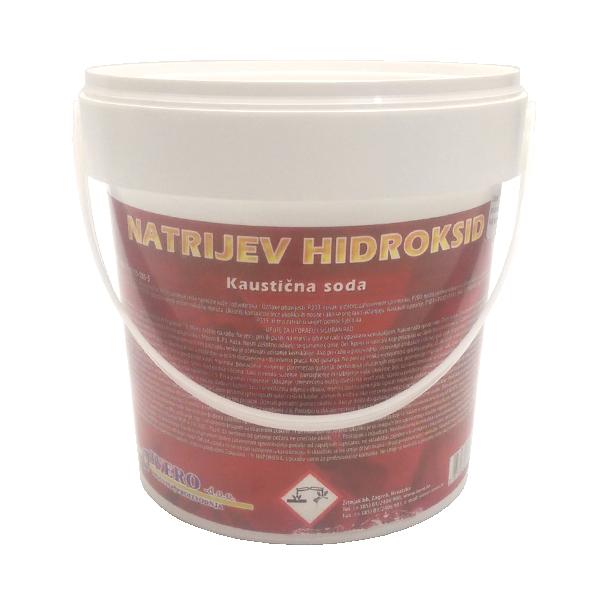 KAUSTIČNA SODA  (natrijev hidroksid)