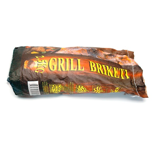 Grill briketi 2.5kg
