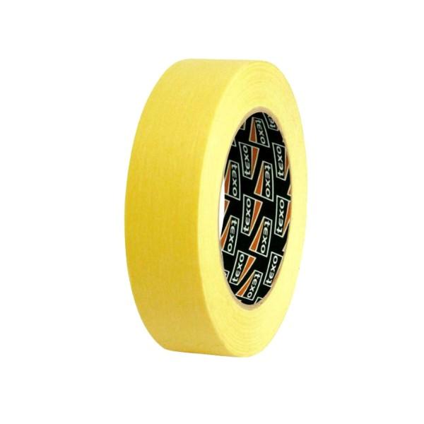 TEXO - Zaštitna krep traka 30min-50°C - 30mm x 50m