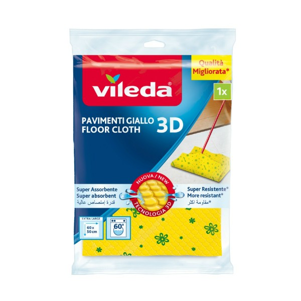 VILEDA - Podna krpa za čišćenje / 3D