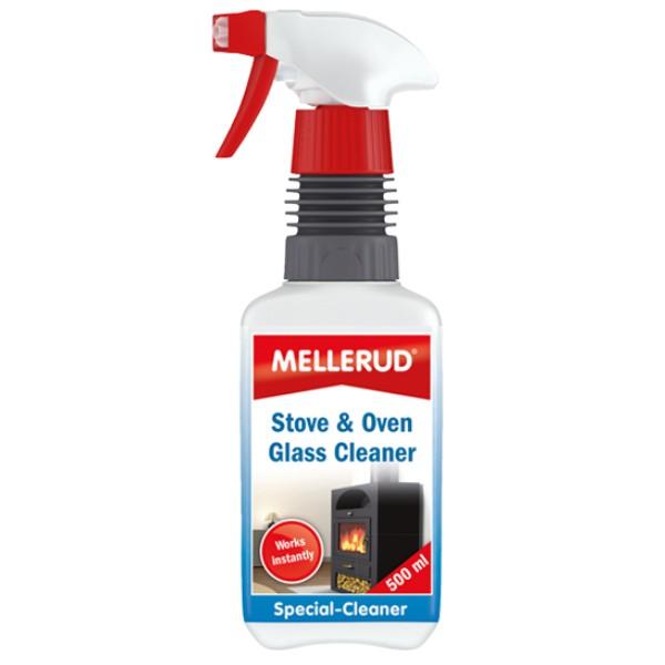 MELLERUD - Sredstvo za čišćenje stakla kamina i pećnica - 500 ml