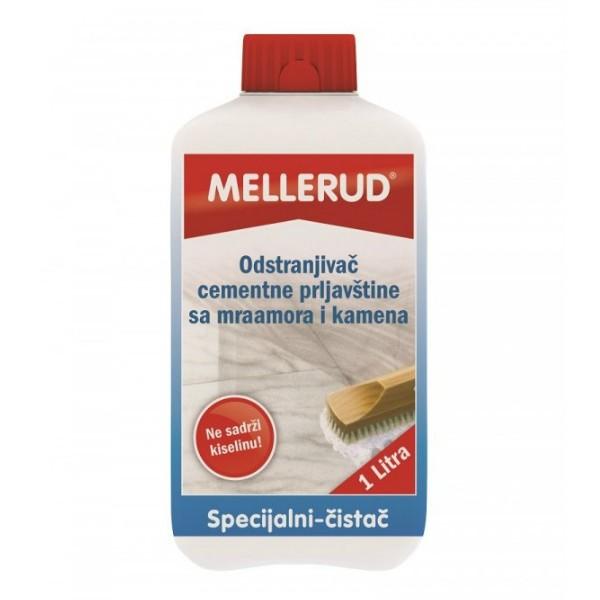 MELLERUD - Odstranjivač cementne prljavštine sa mramora i kamena - 1L