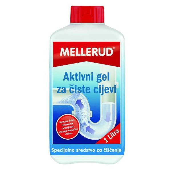 MELLERUD - Aktivni gel za pročišćavanje cijevi - 1L