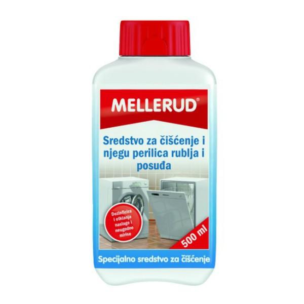 MELLERUD - Sredstvo za čišćenje i njegu perilica rublja i perilica suđa - 500ml
