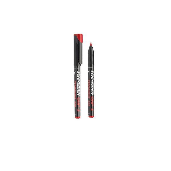 SCHNEIDER 220 crveni, debljina linije 0.4 mm