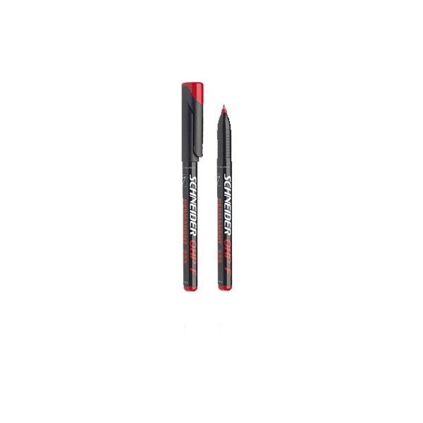 SCHNEIDER 222 crveni, debljina linije 0.7mm