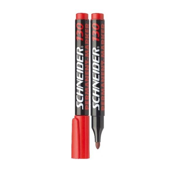 SCHNEIDER 130 crveni, debljina linije 1-3mm