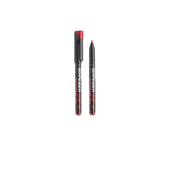SCHNEIDER 224 crveni, debljina linije 1mm