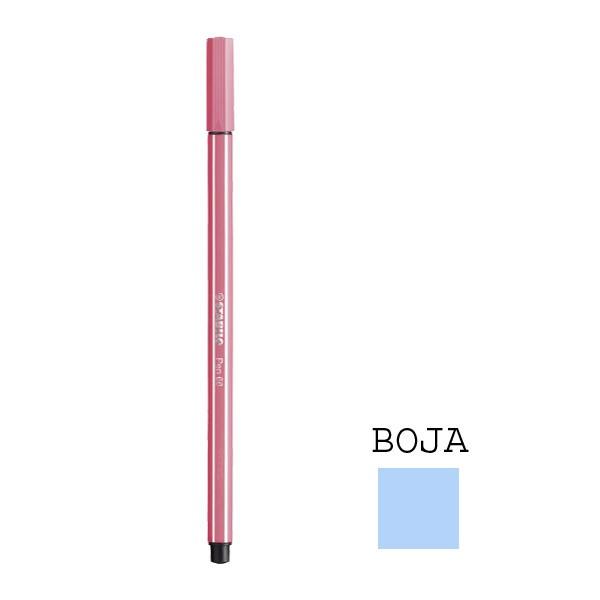 Stabilo flomaster Pen 68, svjetlo plava, 0.8mm