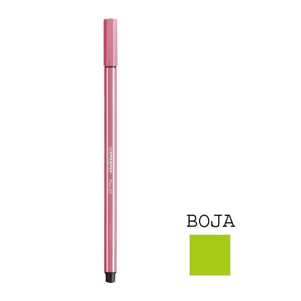 Stabilo flomaster Pen 68, svjetlo zeleni, 0.8mm
