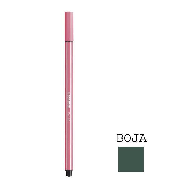 Stabilo flomaster Pen 68, tamno zelena, 0.8mm