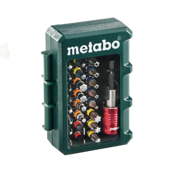 """METABO - Set bitova - Bit Box - 32-djelni """"Promotion"""""""