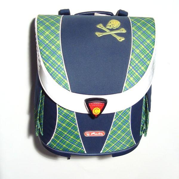 Školska anatomska torba za dječake Herlitz