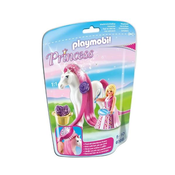 PLAYMOBIL - Princess Rosalie with Horse