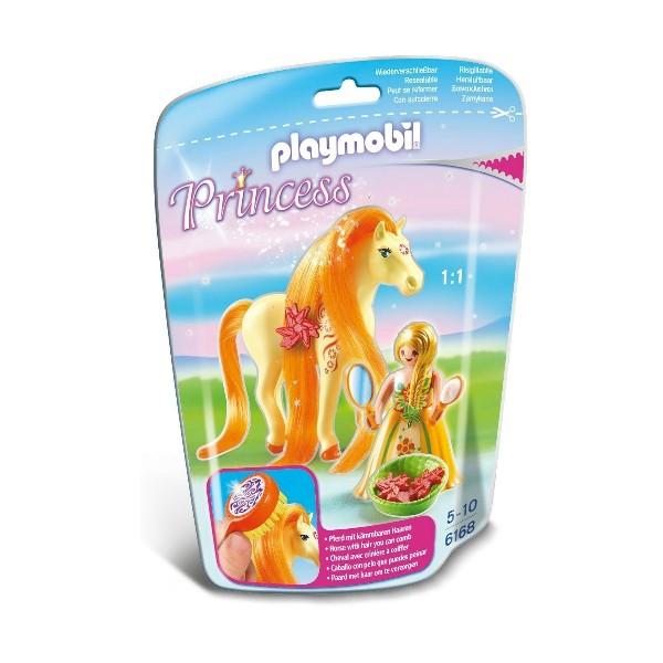 PLAYMOBIL - Princess Sunny with horse