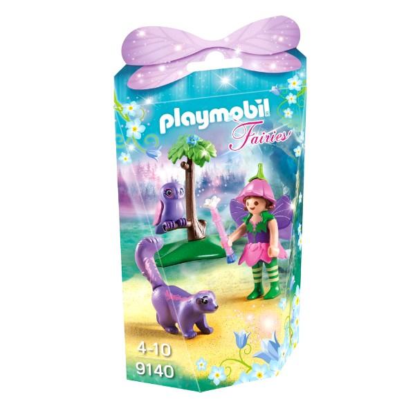PLAYMOBIL Fairies - Fairy Girl with Animal Friends