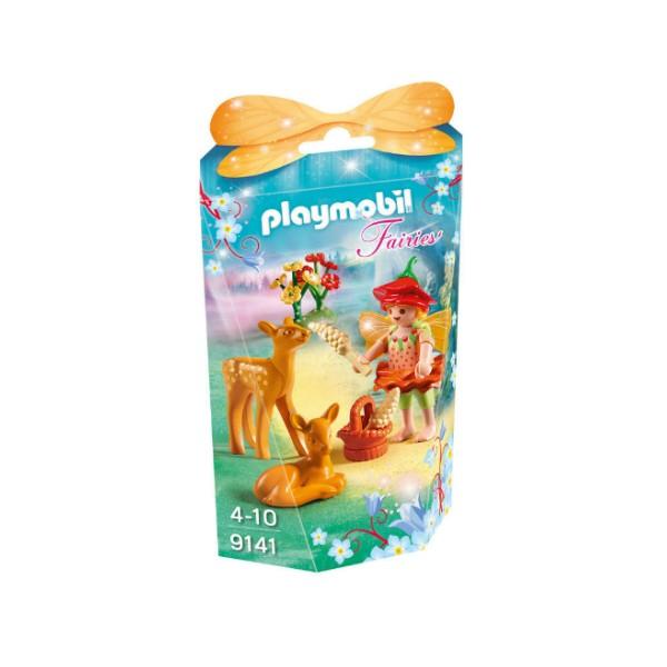 PLAYMOBIL Fairies - Fairy Girl with Fawns