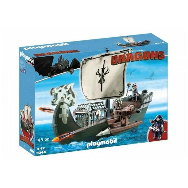 PLAYMOBIL DreamWorks - Dragons - Dragov brod