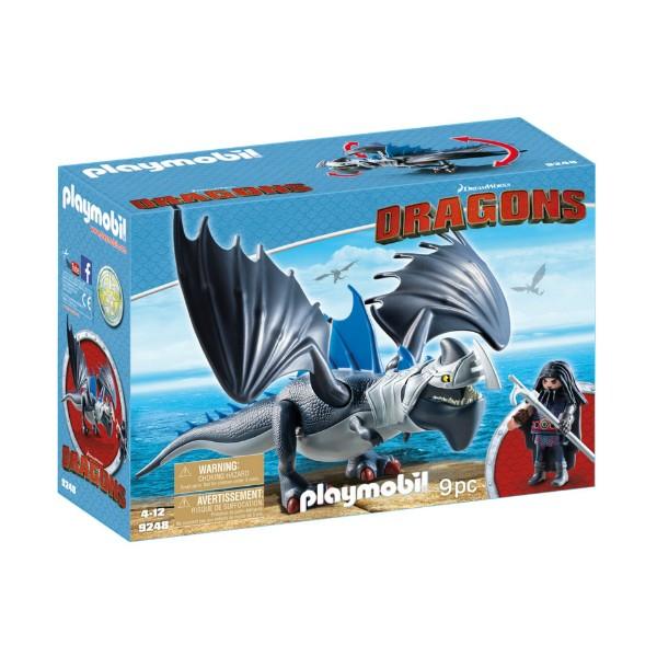 PLAYMOBIL DreamWorks - Dragons - Drago & Thunderclaw