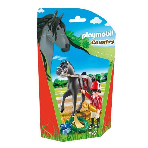 PLAYMOBIL - Jockey